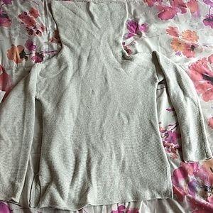 Banana Republic sweater. ( NBW)